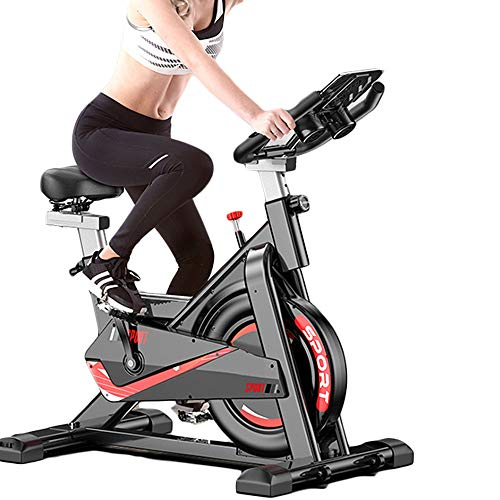 Professioneel indoor fietsen met armsteun, 6 kg vliegwiel, snelle fiets compatibel met polsband, ergometer tot 150 kg