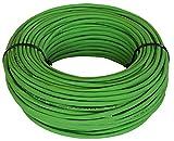 Fabricable – Cable de domótica EIB/KNX con aislamiento de polietileno de alta densidad y cubierta libre de halógenos con sección 2x2x0,8 750 V con certificación CPR Eca | Longitud de 25 metros