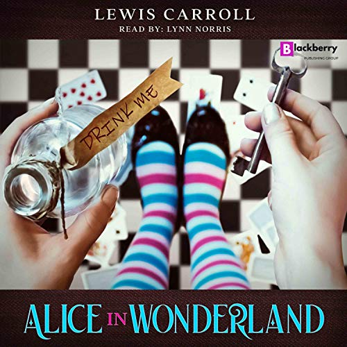 Alice's Adventures in Wonderland - Annotated Audiobook By Lewis Carroll cover art