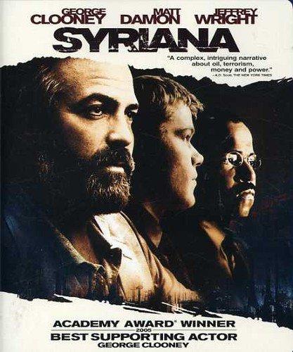 Syriana [USA] [Blu-ray]