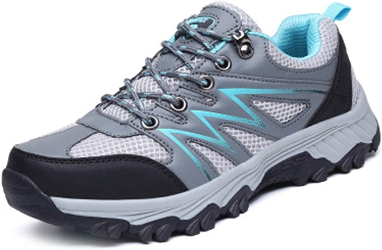 Elsa Wilcox Women Outdoor Running Trail Hiker Non-Slip Casual Climbing Backpacking shoes Waterproof Hiking shoes