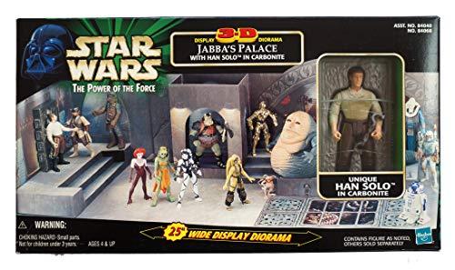Jabba's Palace Diorama mit exklusiven Han Carbonit