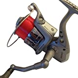 Fishzone Chrome Series AF60 & AF70 Frontbremsen-Optionen mit Fester Spule (vorgespult) – für...