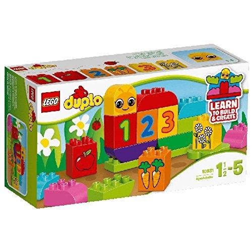 LEGO Duplo 10831 - Il Mio Primo Bruco