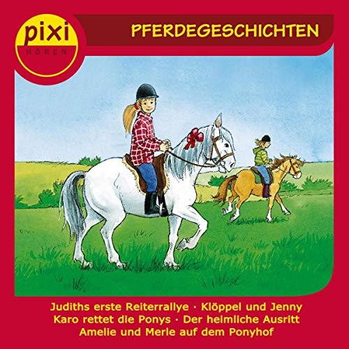 Pferdegeschichten Titelbild