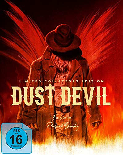 Dust Devil - The Final Cut - Limited Collector's Edition (1 Blu-ray + 1 DVD + 2 Bonus-DVD + 1 CD Soundtrack)
