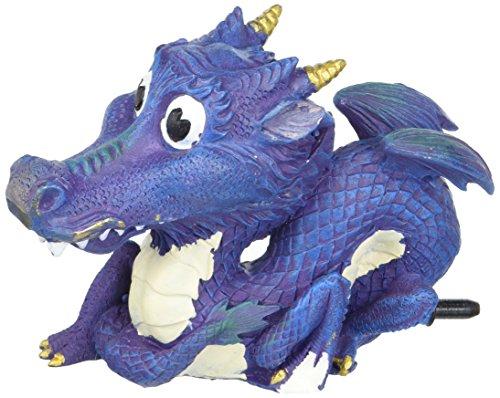 Blue Ribbon Pet Products Exotic Environments Bubbling Action Dragon Aquarium Ornament