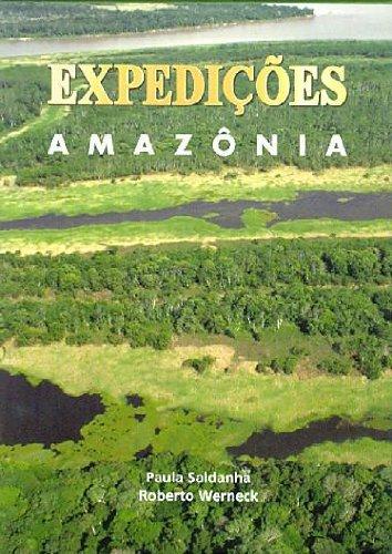 Documentário Expedições Amazônia Vol. 1 e 2 (ORIGINAL) SEM RISCOS , 6 DVDS