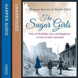 The Sugar Girls audiobook cover art
