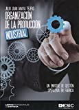 Organización de la producción industrial: Un enfoque de gestión operativa en fábrica (Libros...