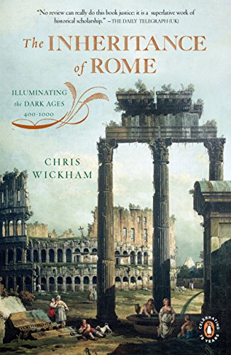 Compare Textbook Prices for The Inheritance of Rome: Illuminating the Dark Ages 400-1000 The Penguin History of Europe Reprint Edition ISBN 9780143117421 by Wickham, Chris