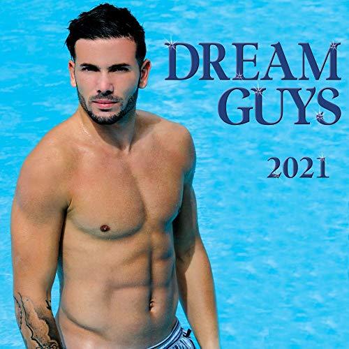 Price comparison product image Dream Guys 2021 Wall Calendar