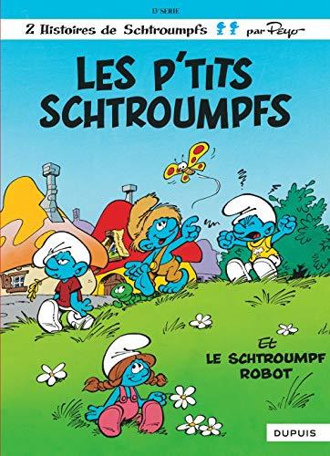 Les schtroumpfs , n° 13 : Les p'tits schtroumpfs, le schtroumpf robot