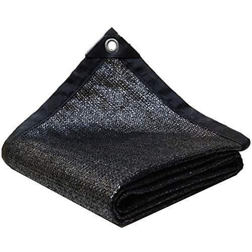 Pantalla de tela de sombreado neto del agujero del metal duradero hidratante antioxidante pérgola cubierta del invernadero Balcón de polietileno, 22 Tamaños por encargo Respetuoso del medio ambiente