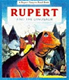 Rupert and the Dinosaur (Rupert Easy-to-Read)