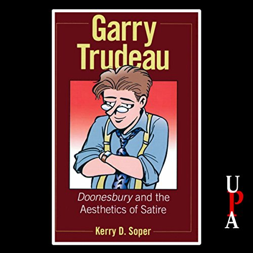 Garry Trudeau audiobook cover art