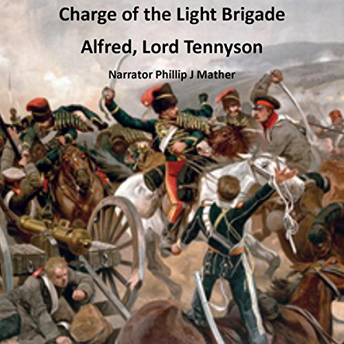 Charge of the Light Brigade audiobook cover art