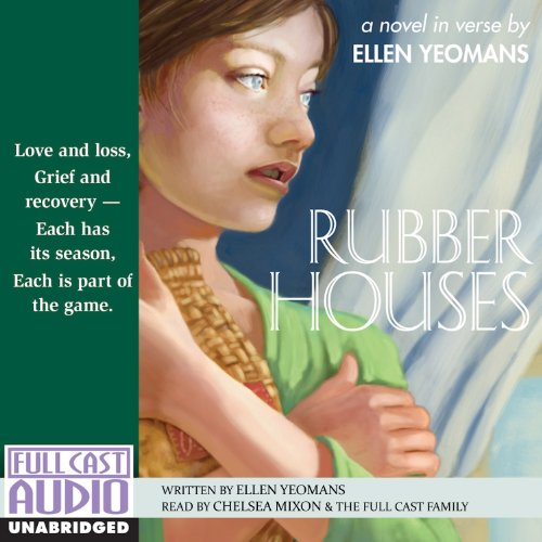 Rubber Houses audiobook cover art