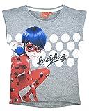 Miraculous Ladybug Manga Corta T Shirt (Rosado, 3 Años)