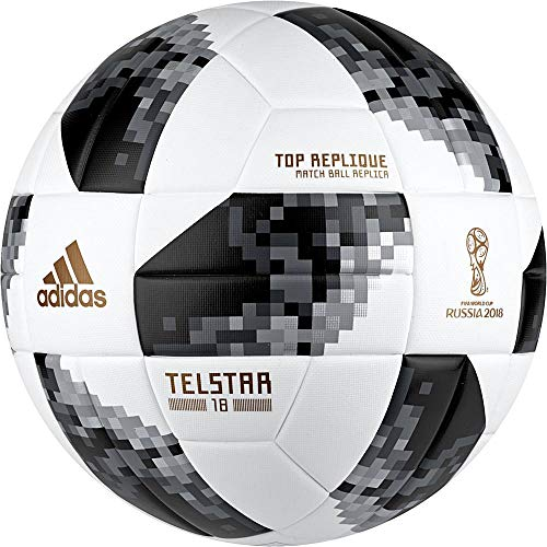 adidas Telstar 18 Top Replique Ball,...