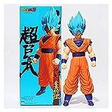 LIQIN Goku Anime Figure Dragon Ball Z Modelo Modelo de Juguete Adornos de muñeca Se Pueden recolecta...