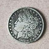 DDTing Best Morgan Silver Dollars-1902 Old Coin Collecting- Moneda americana sin circulación, plata Dólar USA Old...