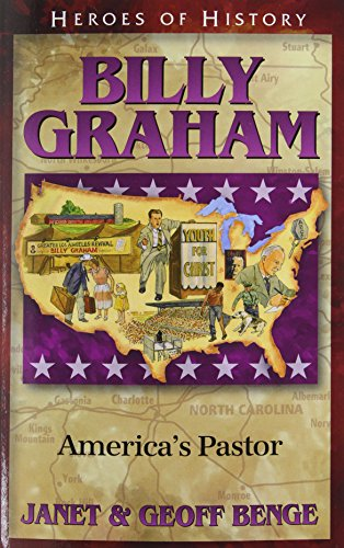 Billy Graham: America's Pastor (Heroes of History)