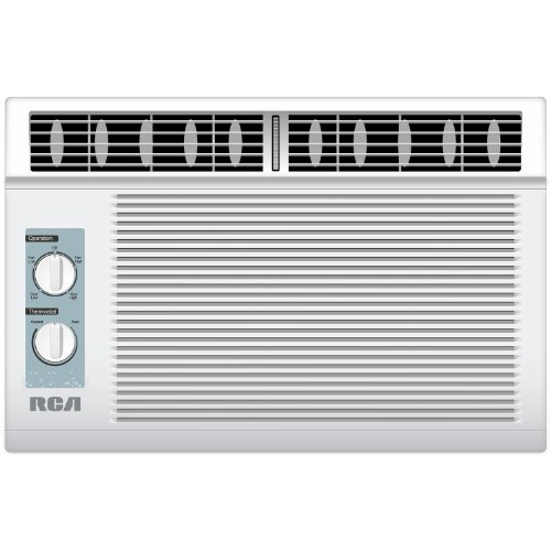 RCA RACM5002 5,000 BTU 115V Window Air Conditioner with Mechanical...