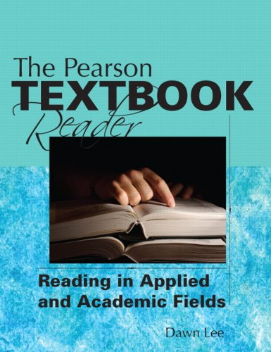 Pearson Textbook Reader: Reading in Applied and Academic Fields