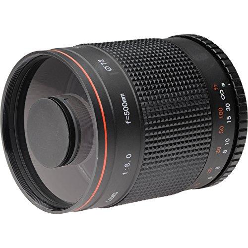 Vivitar 500mm Spiegel Objektiv (v-500mr)
