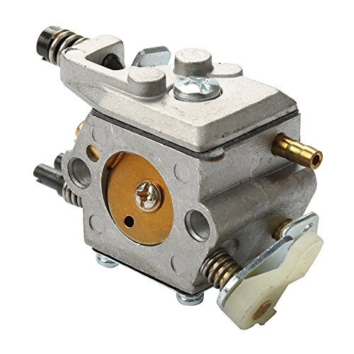 Butom 503281504 Carburetor with Air Filter Tune Up Kit for 51 55 Chainsaw WT-170-1 WT-170