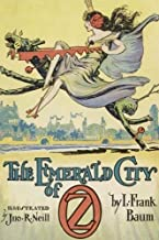 The Emerald City of Oz: Illustrated
