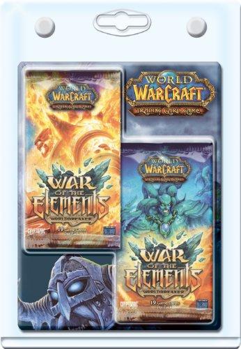 World of Warcraft - Krieg der Elemente 2er Pack Clamshell