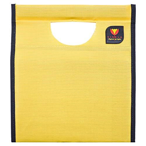 Capa para Vade Mecum, Livros e Bíblias Marca Fácil G - Riqueza Amarela