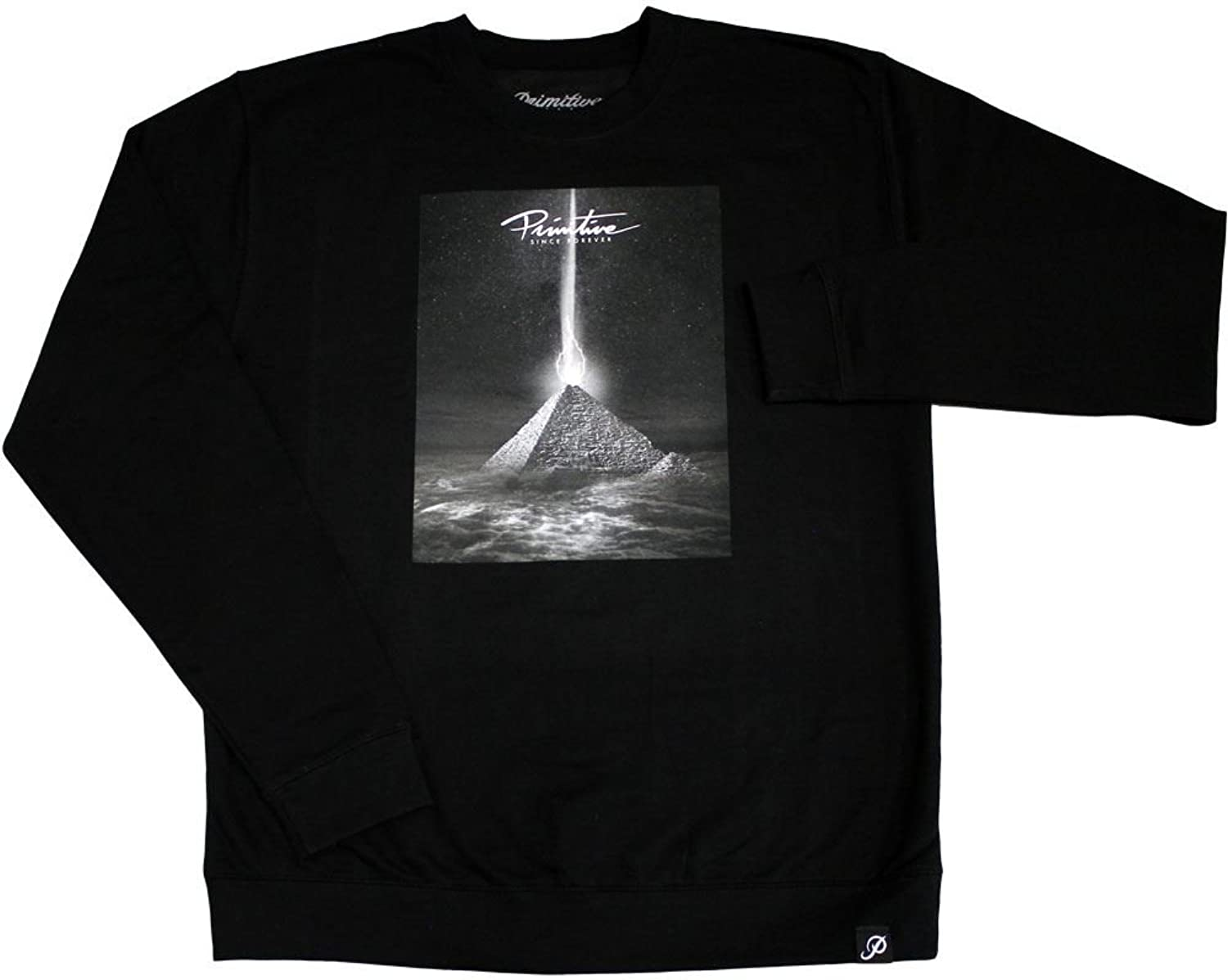 Primitive Apparel Pyramid Sweatshirt Black