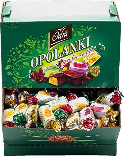 Odra Galaretka Opolanka (Götterspeise in Schokolade) 2,5Kg