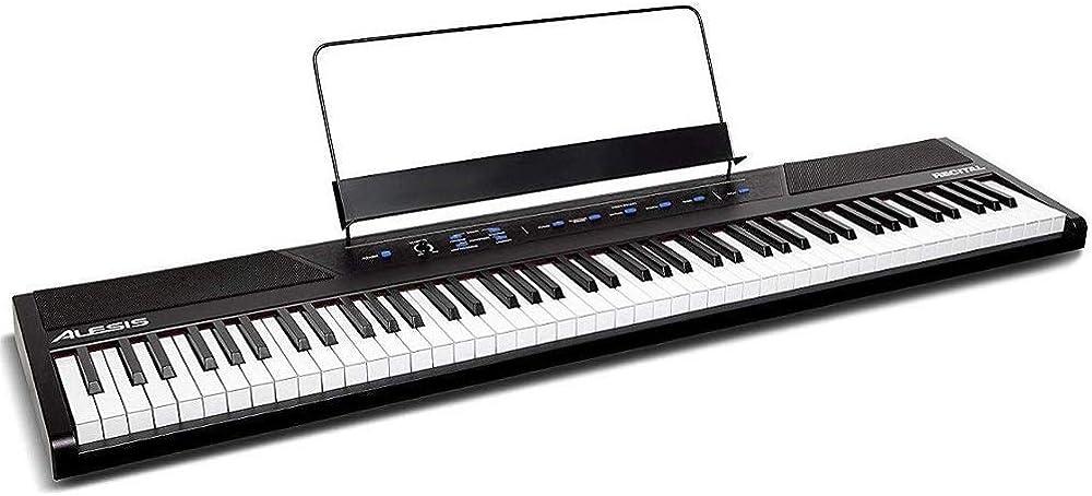 Alesis recital - pianoforte / pianola con casse integrate 88 tasti semi pesati