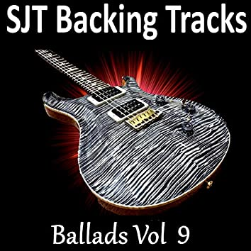 Guitar Backing Tracks Rock Ballads Vol 9