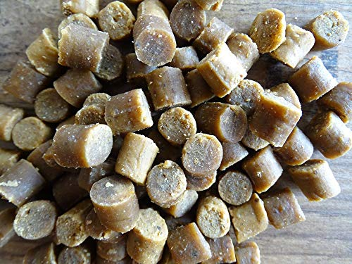 LEONARDO HOME Hunde Softies - Kartoffel-Softies Strauss 5X 200g - Leckerlies für Ihren Hund - Glutenfreier Hunde Snack - leichtverdaulich und Premiumqualität