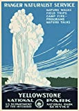 Yellowstone Nationalpark Poster Yellowstone Nationalpark