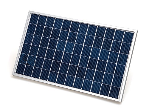ECO WORTHY 10W 12V Solar Panel High Efficiency PV Module Power for Battery, Boat, Gate Opener, Chicken Coop, Off-Grid Applications