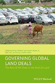 Governing Global Land Deals: The Role of the State in the Rush for Land (Development and Change Special Issues) (English Edition)