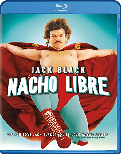 Nacho Libre [Edizione: Stati Uniti] [Italia] [Blu-ray]