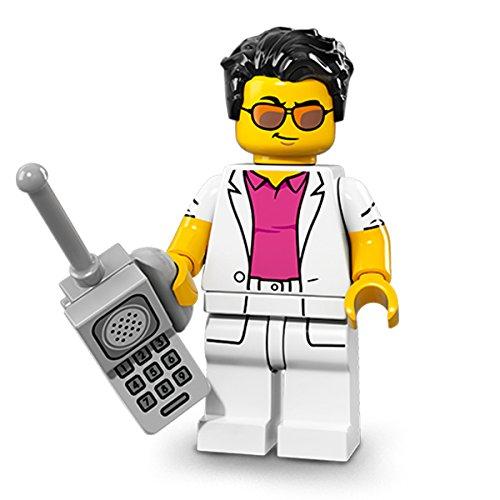 LEGO 71018 Minifigures Serie 17 - Figura de Yuppie