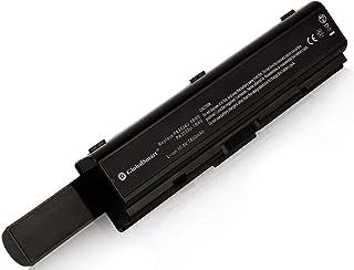 Globalsmart Batería para portátil Alta Capacidad para Toshiba Satellite L200 9 Celdas Negro