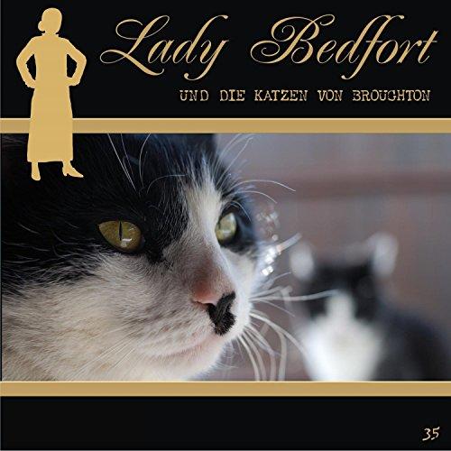 Die Katzen von Broughton Titelbild