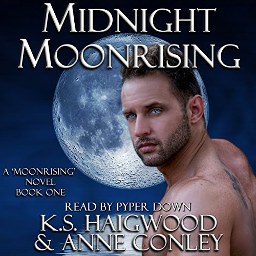 Midnight Moonrising audiobook cover art