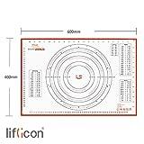 Zoom IMG-1 liflicon set tappetino per impastare