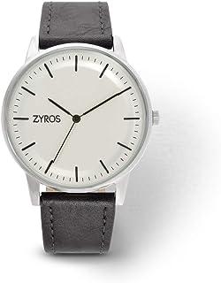 Zyros Dress Watch for Men, Quartz, Z9017M110218