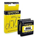 PATONA 2X Bateria BP-6X Compatible con Nokia 8800 8801 8800 Sirocco RM-13 RM-165